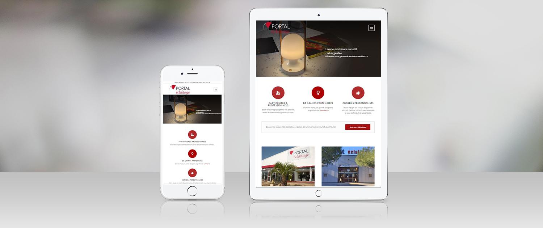 site-internet-portal-eclairage-responsive-web-design