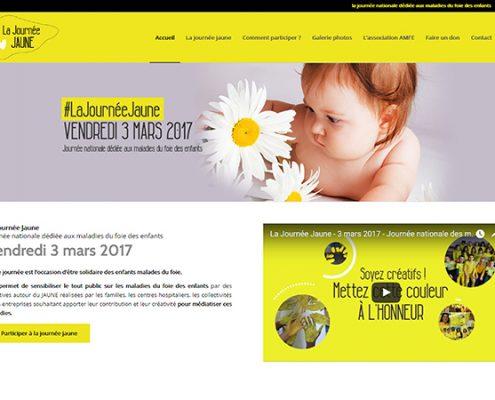 site-internet-vitrine-mois-jaune