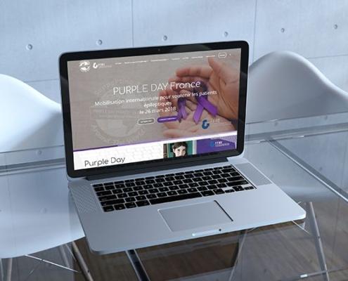 creations-graphiques-montpellier-purple-day-site-internet-responsive-webdesigner-montpellier
