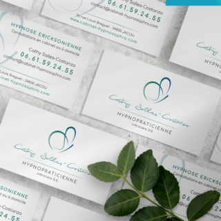 Refonte de logo et de carte de visite  #logotype #cartedevisite #design #graphisme #graphistefreelance #graphiste