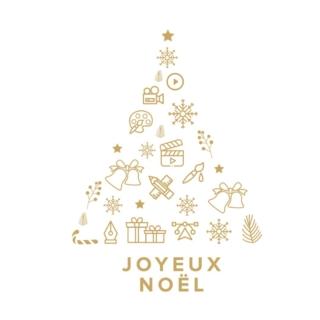 Joyeux Noël à tous !  #joyeuxnoel #noel #designgraphique #graphisme